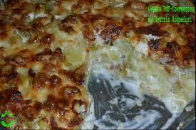 courgette boursin cuisine gratin pommes de terre courgettes au boursin roquefort bzh
