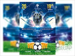 21 football flyer templates u2013 free psd eps ai indesign word
