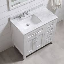single sink vanity with drawers single sink vanities hayneedle