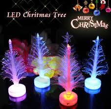 Christmas Tree With Optical Fiber Lights - products fiber optic lighting side glow optical fiber lighting