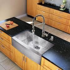 vigo vg15139 all in one 36 farmhouse stainless steel kitchen sink