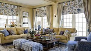 Country Couches Furniture Living Room Elegant Plaid Living Room - Broyhill living room set