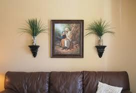 wall decor shelves sconces