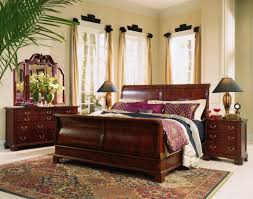 american drew cherry dining room set buy cherry grove sleigh king bed by american drew from www