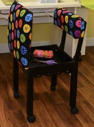 arrow cabinets sewing chair buy arrow black sewing chair online arrow cabinets villagesewing com