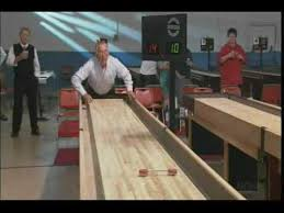 How To Play Table Shuffleboard Shuffleboard Legend Roadhouse Billy Mays Youtube
