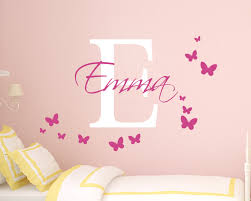 personalised girls name wall stickers girls name wall stickers il fullxfull 1012922099 iqou jpg