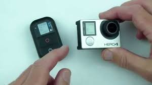 gopro hero4 can i use the original gopro wi fi remote with the