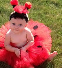 Lady Bug Halloween Costume Lady Bug Tutu Costume Infant Ladybug Costume Missmadelynsbows