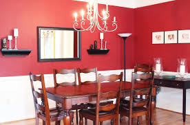 dining chair bright and modern red leather dining room chairs
