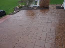 Decorative Concrete Kingdom Stamped Concrete Patio Recoloring Toledo Ohio Www Suprem