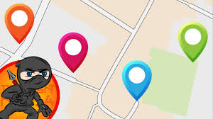 Map Location Draw A Map Location Marker In Adobe Illustrator Youtube