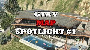 Map Pad Gta V Pc Map Spotlight Franklin U0027s Beast Pad Youtube