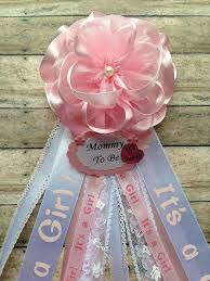 corsage de baby shower to be corsage for baby shower baby showers ideas