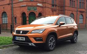 seat ateca black car launch new seat ateca is a force to be reckoned with