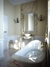 antique bathroom decorating ideas bathroom stunning vintage bathroom decor with glass wall screen