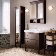 Ikea Hemnes Bathroom Vanity Hemnes Bathroom Bathroom Pinterest Hemnes Bath And Master