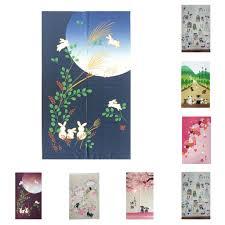 Curtain Fabric Shops Melbourne Japanese Door Curtain Ebay