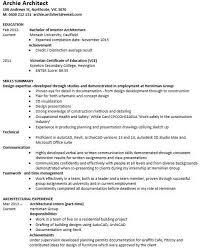 Architect Resume Sample Bilingual Architect Resume 16 Free Sample Bilingual Architect