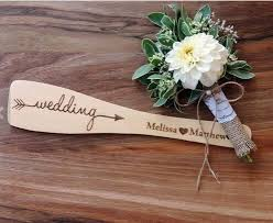 Personalized Names Personalized Names Wooden Saved The Date Spoons Rustic Wedding