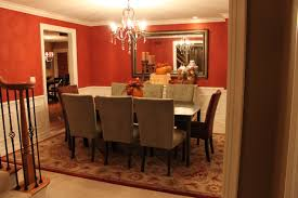 a formal dining room table the caromal colours way fabulously
