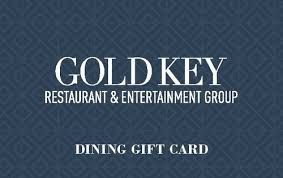 dining gift cards dining gift card gold key restaurant entertainment