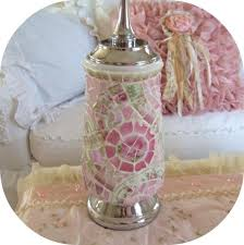 romancing the rose studio shabby chic mosaic pink rose u003chtml