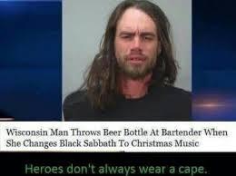 Funny Bartender Memes - wisconsin man throws beer bottle at bartender when she changes