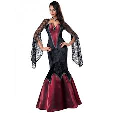piercing beauty gothic gown vampire halloween costume