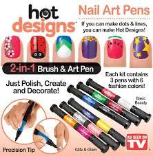 6 color starter kit design nail art basic kit red blue green