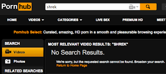 Pornhub Meme - what does it take to get no results found on pornhub