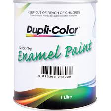 dupli color paint enamel john deere green 1 litre supercheap