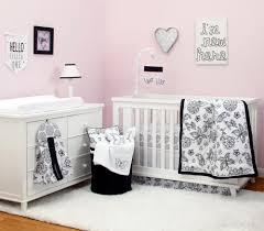 Nojo Crib Bedding Set Nojo Dreamer 8 Crib Bedding Set Color Black White
