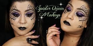 spider queen makeup halloween 2015 youtube
