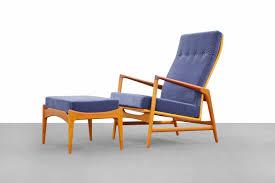 vintage danish modern furniture for sale danish modern lounge chair u0026 ottoman by ib kofod larsen for selig