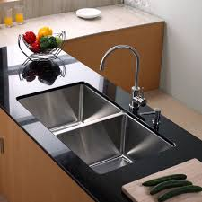 Ceramic Kitchen Sinks Ideas Mesmerizing Unique Modern Stainless Steel 18 Gauge Faucet