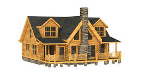 Design Own Kit Home Decorating Wonderful Southland Log Homes In Double Tier Design