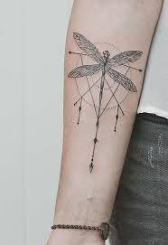53 cutest dragonfly tattoos designs that will catch your attention
