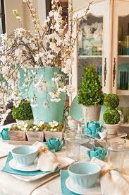 Dining Room Table Decorating Ideas 214 Best Easter Table Decoration Ideas Images On Pinterest