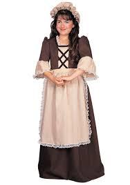 colonial pilgrim costume thanksgiving costumes for children