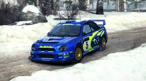 rally subaru dirt rally subaru vs sweden youtube