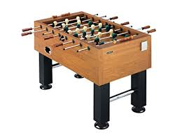 Amazon Com Harvard G01888w Mid Fielder Soccer Table Foosball