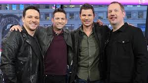 98 degrees excited to perform new single in a grand fashion
