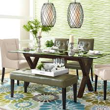 pier 1 glass top dining table rectangle glass table top glass table top glass table and druid hills
