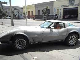 1978 corvette stingray 1978 corvette stingray sound w o mufflers last moments