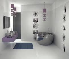 grey and purple bathroom ideas bathroom minimalist bathroom with silver modern bathtub