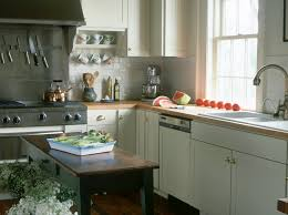 dining room corner hutch traditional kitchen area via christine