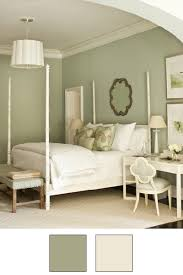 chambre vert kaki la chambre nuancier 26 déco en nuances