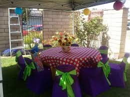 backyard decorations for party home design