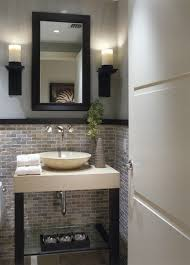 half bathroom tile ideas spectacular half bathroom tile ideas h68 in home designing
